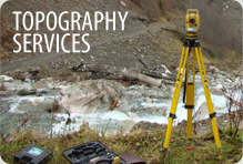Topography services